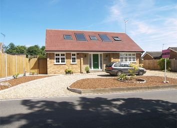 Thumbnail 4 bed detached bungalow for sale in Coopers Lane Road, Potters Bar