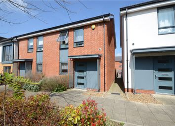 Thumbnail 2 bedroom semi-detached house for sale in Puffin Way, Reading, Berkshire