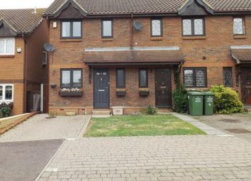 Thumbnail 2 bed end terrace house for sale in Ogilvie Court, Wickford