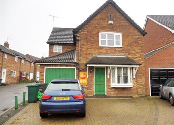 Thumbnail 4 bed detached house to rent in Finch Close, Woodville, Swadlincote