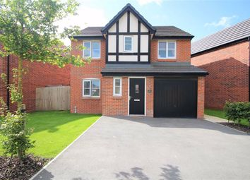 Thumbnail 4 bed detached house to rent in Fallow Avenue, Cottam, Preston