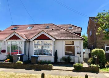 Thumbnail 3 bed semi-detached house for sale in Rugby Avenue, Wembley, Middlesex
