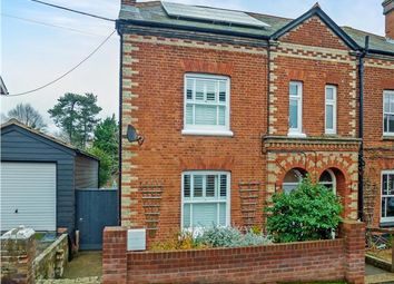 Thumbnail 4 bed semi-detached house for sale in Victoria Road, Woodbridge