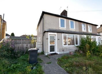 Thumbnail 3 bedroom semi-detached house for sale in Myrtle Road, Dartford, Kent