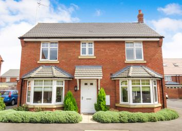 Thumbnail 4 bed detached house for sale in Bluebell Road, Stratford-Upon-Avon