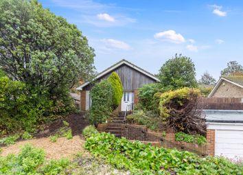 Fairlie Gardens, Brighton BN1. 3 bed detached bungalow for sale