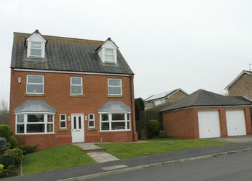 Thumbnail 6 bed detached house for sale in Campion Drive, Hutton Meadows, Guisborough