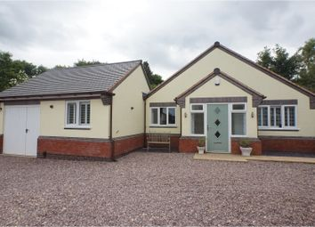 Thumbnail 2 bed detached bungalow for sale in Cannock Road, Burntwood