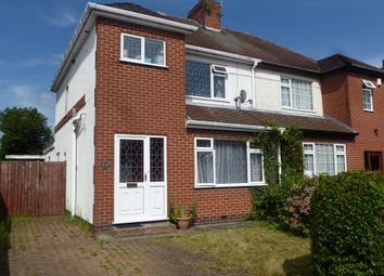Thumbnail 3 bedroom semi-detached house for sale in Mill Lane, Earl Shilton, Leicester