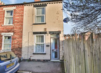 Thumbnail 2 bed end terrace house for sale in Alexandra Road, Grantham