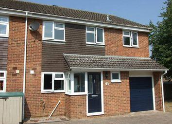 Blake Drive, Larkfield, Aylesford ME20. 4 bed semi-detached house