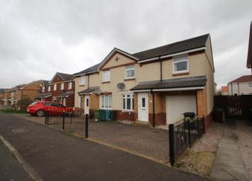 Thumbnail 3 bed semi-detached house for sale in Turnberry Crescent, Coatbridge, North Lanarkshire