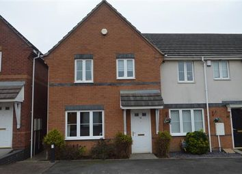 Thumbnail 3 bed property for sale in Moorhen Close, Watermead Estate, Brownhills