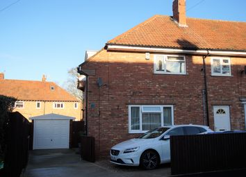 Thumbnail 3 bed semi-detached house for sale in Colescliffe Crescent, Scarborough