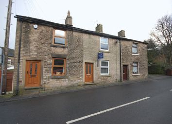 Thumbnail 2 bed terraced house to rent in Town Lane, Charlesworth, Glossop