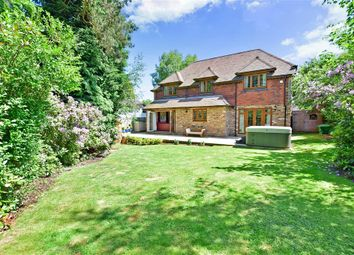 Thumbnail 5 bedroom detached house for sale in Twitten Lane, Felbridge, East Grinstead, West Sussex