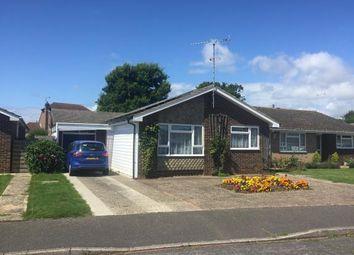 Thumbnail 3 bed bungalow for sale in Rochester Way, Aldwick, Bognor Regis, West Sussex