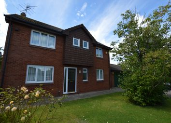 Thumbnail 4 bed detached house to rent in Belgrave Close, Dodleston, Chester