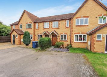 Thumbnail 2 bed terraced house for sale in Wood View, Brampton, Huntingdon