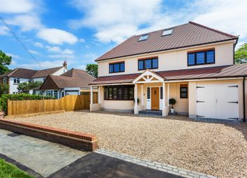 Thumbnail 6 bed detached house for sale in Orchard Avenue, Woodham, Addlestone