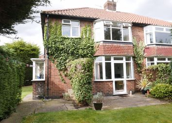 Thumbnail 3 bed semi-detached house to rent in Whin Road, York, North Yorkshire
