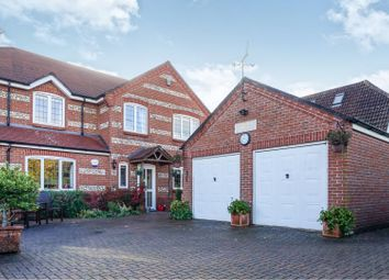 Thumbnail 4 bed detached house for sale in Railway Drive, Wimborne