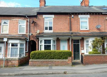 Thumbnail 3 bed terraced house for sale in Welbeck Street, Worksop