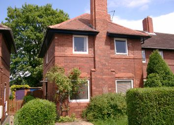 Thumbnail 3 bed terraced house to rent in Kexby Avenue, York