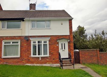 Thumbnail 2 bed terraced house for sale in Harrison Close, Peterlee