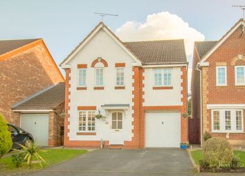 Thumbnail 4 bed detached house for sale in The Riddings, Ellesmere Port
