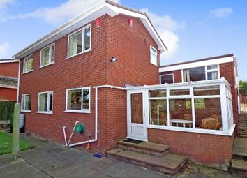Thumbnail 4 bed detached house for sale in Leicester Avenue, Alsager, Stoke-On-Trent