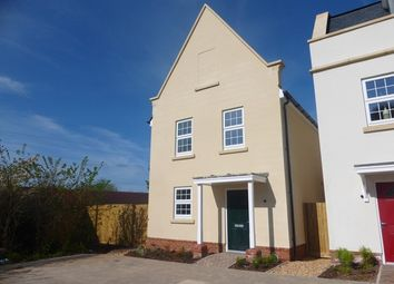 Thumbnail 3 bed detached house to rent in Merchant Row, Exeter