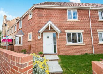 Thumbnail 3 bed terraced house for sale in Mill House Road, Norton Fitzwarren, Taunton