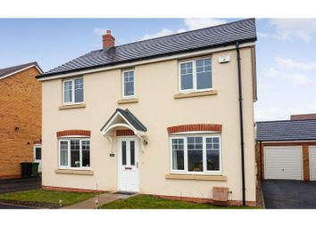 Thumbnail 4 bed detached house for sale in Wildlife Way, Droitwich