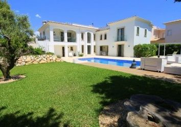 Thumbnail 4 bed villa for sale in Nova Santa Ponsa, Balearic Islands, Spain