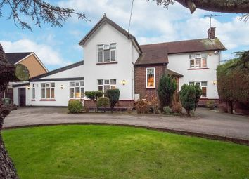 Thumbnail 4 bed detached house for sale in Southend Road, Wickford