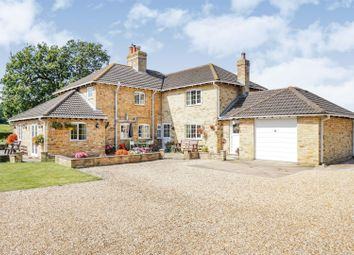 Thumbnail 5 bed detached house for sale in Park Farm Lane, Well