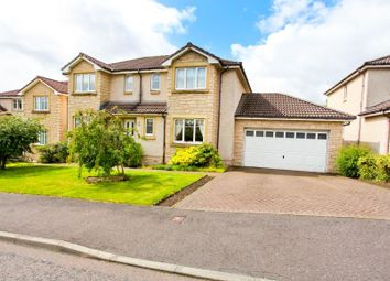 Thumbnail 5 bed detached house for sale in Somerville Way, Glenrothes