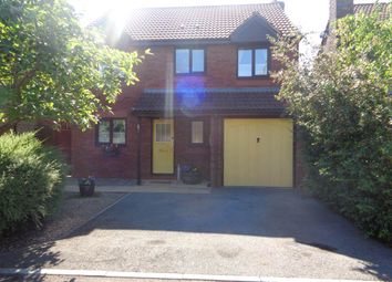 Thumbnail 4 bed detached house to rent in Clayfield, Yate, Bristol