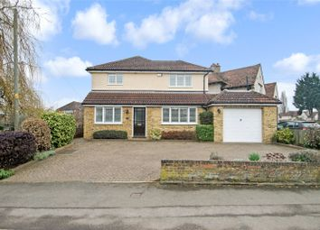 Thumbnail 3 bed detached house for sale in Main Road, Hoo, Kent