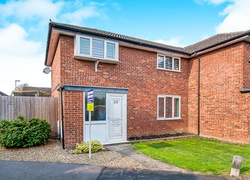 Thumbnail 3 bed semi-detached house for sale in Cock Close Road, Yaxley, Peterborough