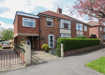 Thumbnail 4 bed semi-detached house for sale in The Meads, Sheffield