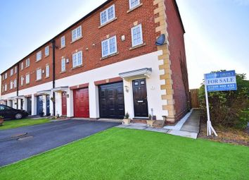 Thumbnail 3 bed end terrace house for sale in Bliss Close, Darlington