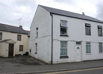 Thumbnail 3 bed cottage for sale in Station Road, St. Blazey, Par, Cornwall