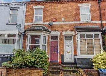 Thumbnail 2 bed terraced house to rent in South Road, Erdington, Birmingham