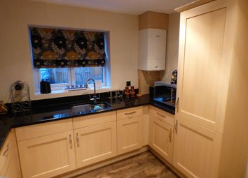 Thumbnail 2 bed flat to rent in Green Croft, Yarnfield, Stone