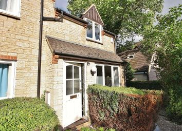 Thumbnail 1 bed end terrace house for sale in Stone Gables, Beechgate, Witney