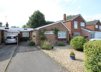Thumbnail 3 bed detached bungalow for sale in Croft Road, Atherstone
