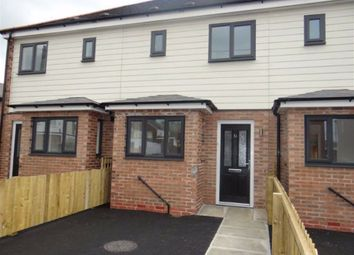 Thumbnail 2 bed mews house for sale in Hilda Street, Leigh