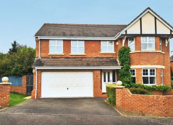 Thumbnail 4 bed detached house for sale in Briery Meadows, Barnsley